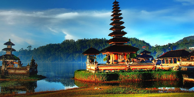 Ulun Danu Watertempel