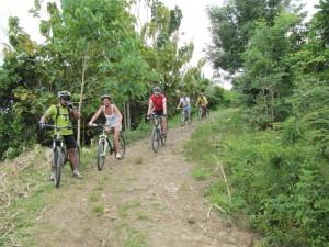 Mountainbiken Bali