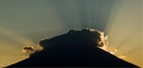 Gunung Agung Vulkaan