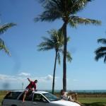 Auto huren op Bali