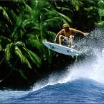 Surfen op Bali